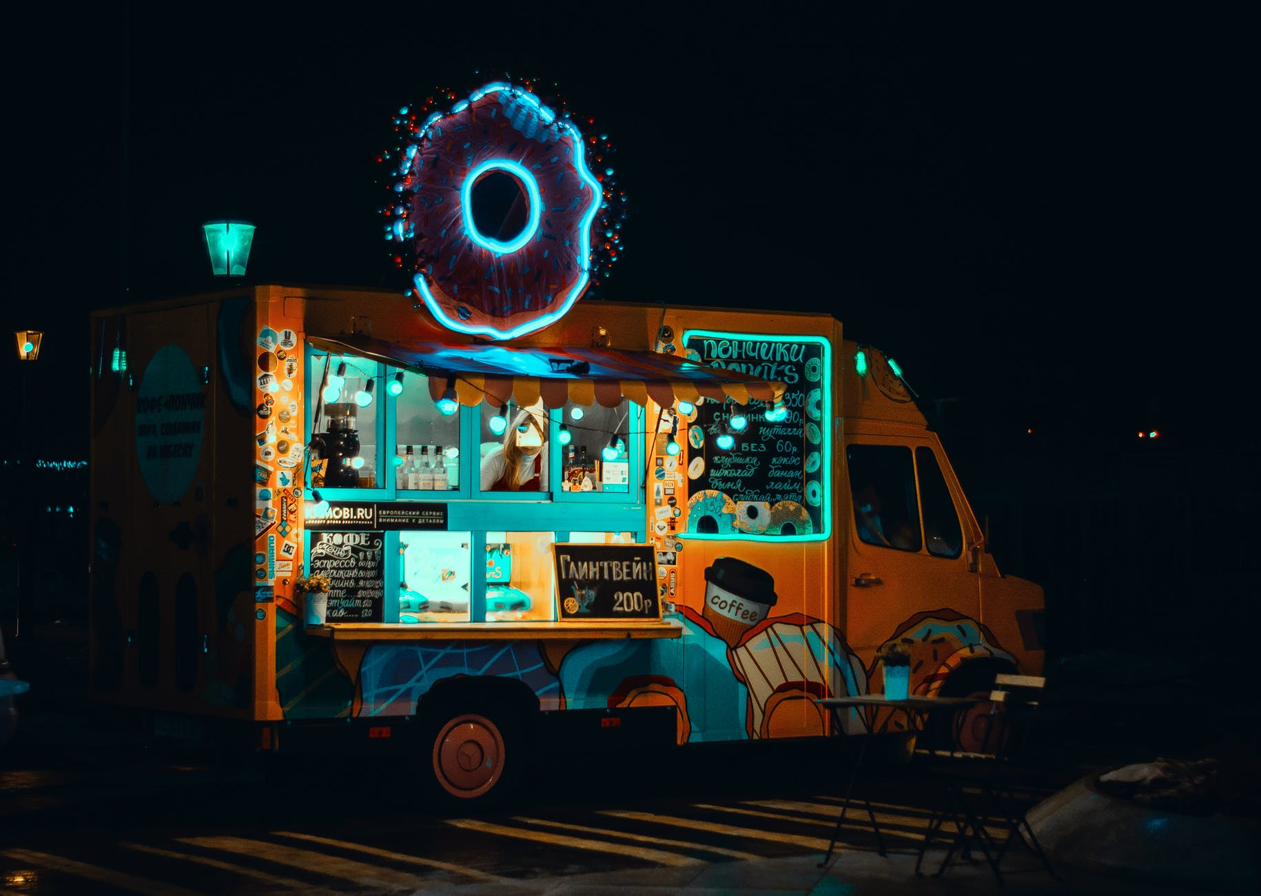 Eric Dalius Miami Discusses Why You Should Start a Food Truck Business, not a Restaurant in the City